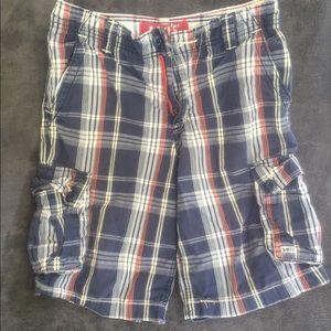 Boys paid shorts